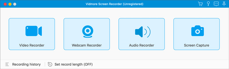 Vidmore Screen Recorder